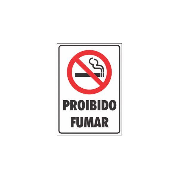 Produto-Placa-PS-1mm-Proibido-Fumar